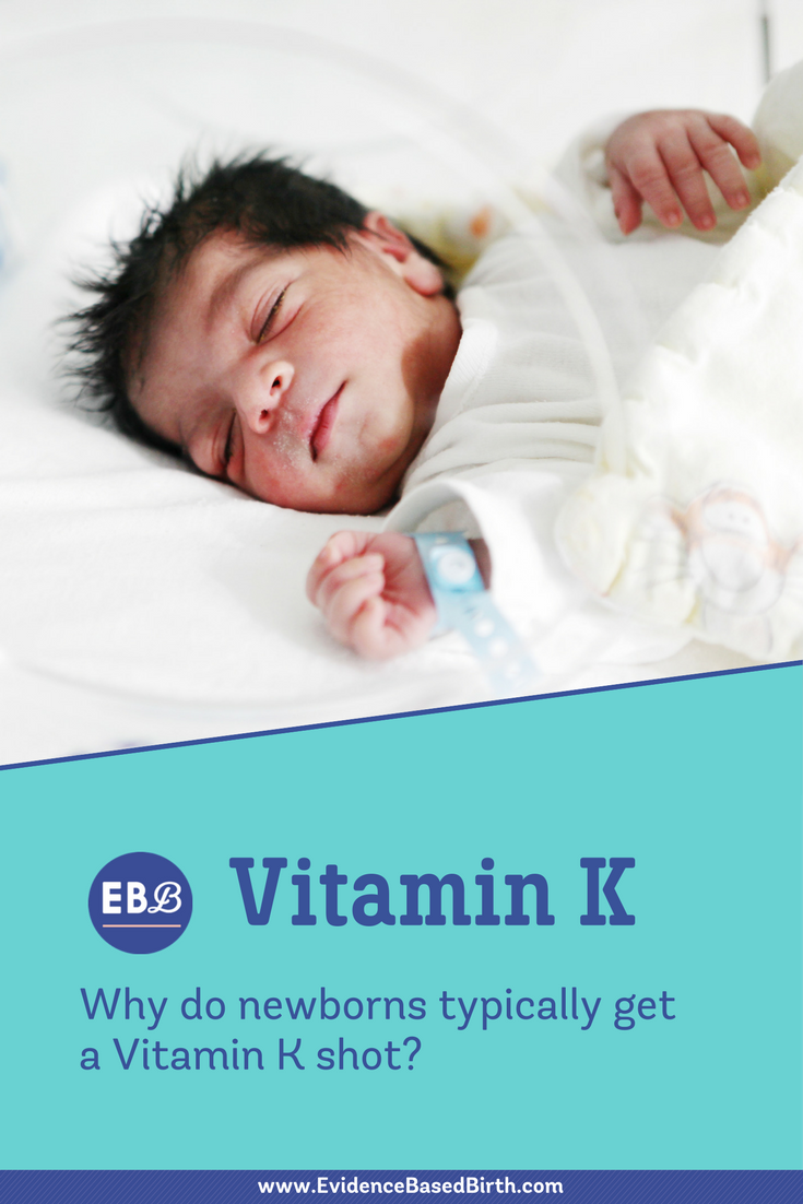 Newborns Vitamin K Shot Pinterest