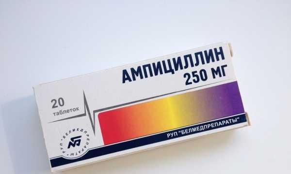 Антибиотики пенициллинового ряда – список препаратов и инструкции к ним